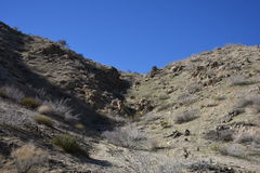 Rocky Mountain Pass Stock Photography
