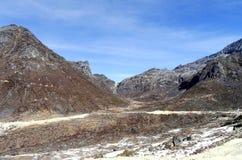 Mountain Pass Stock Photo