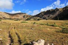 Mountain Pass Royalty Free Stock Photo