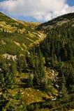 Mountain path Stock Image