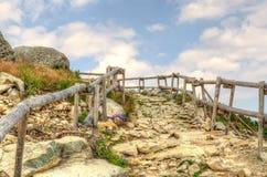 Mountain path. Stock Photo