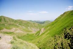 Mountain pathes Royalty Free Stock Photo