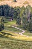 Mountain Pathway. Italy Royalty Free Stock Photo