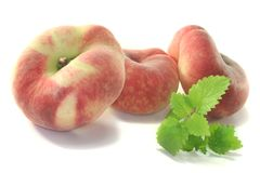Mountain peach Stock Photos