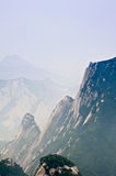 Mountain peak Stock Photography
