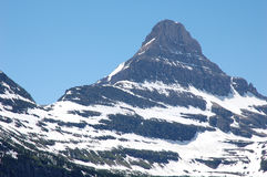 Mountain peak Royalty Free Stock Photography