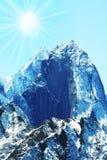 Mountain peak Stock Photos