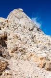 Mountain peak Stock Images