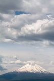 Mountain, peak, Ararat. Ararat mountain, view from armenia Royalty Free Stock Images