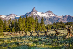Free Mountain Peak, Beartooth Highway Royalty Free Stock Image - 73782356