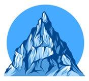 Mountain peak Stock Photography