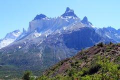 Patagonia Scenics Royalty Free Stock Photos