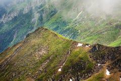 Mountain peak Royalty Free Stock Photos