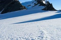 Mountain peak Royalty Free Stock Photo
