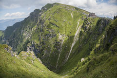 Mountain Peak, Monte Generoso Royalty Free Stock Image