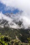 Mountain peak Stock Image
