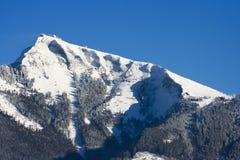 Mountain Peak - Schafberg, Austria Stock Photo