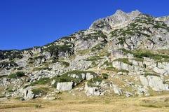 Mountain rocks Royalty Free Stock Photos
