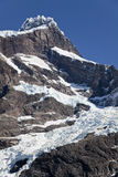 Mountain peak at Torres del Paine. Chile Royalty Free Stock Image