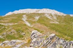 Mountain Peak View Royalty Free Stock Image