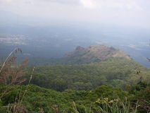 Mountain peak. The view from the mountain peak.highest peak in the ooty. the mother nature stock photos