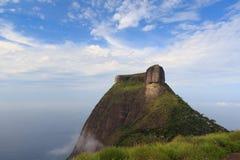 Mountain Pedra da Gávea, Rio de Janeiro Stock Photography