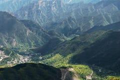 Mountain. The photo taken in Beijing Baihua mountain Royalty Free Stock Photography