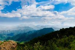 Mountain. The photo taken in Beijing Baihua mountain Stock Images