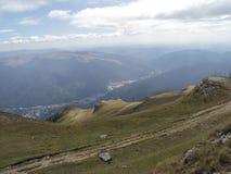 Bucegi mountains. Royalty Free Stock Image
