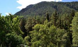 Mountain. Photo taken on: July 27 Saturday, 2013 Stock Image