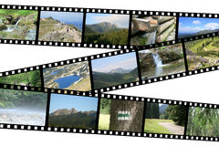 Mountain pictures with Royalty Free Stock Images