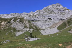 Mountain Pilatus Stock Photography