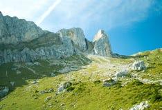 Mountain Pilatus. Near Luzern, Switzerland Royalty Free Stock Photos