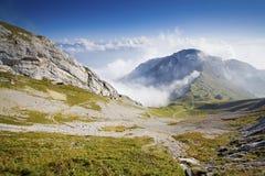 Mountain Pilatus in Switzerland Royalty Free Stock Photo