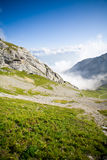 Mountain Pilatus in Switzerland Stock Photos