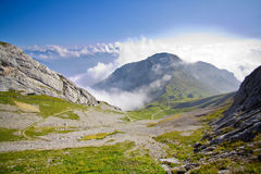 Mountain Pilatus in Switzerland Royalty Free Stock Photo