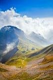 Mountain Pilatus in Switzerland Royalty Free Stock Images