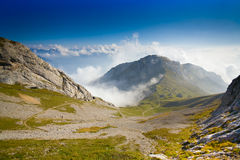 Mountain Pilatus in Switzerland Royalty Free Stock Photography
