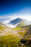 Mountain Pilatus in Switzerland Stock Photo