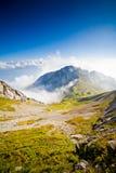 Mountain Pilatus in Switzerland Stock Photo