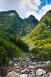 Mountain Pirin Stock Image