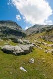 Mountain Pirin Landscape Stock Images