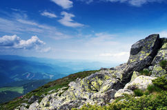 Free Mountain Plateau Landscape Royalty Free Stock Photography - 55865457