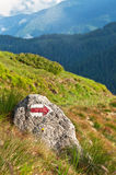 Mountain pointer Stock Images