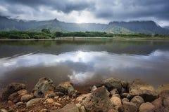 Mountain Pond Stock Image