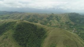 Mountain province in the Philippines.