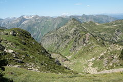 Mountain in Pyrenees Royalty Free Stock Photo