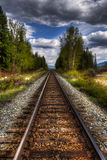Mountain Railway Stock Photography