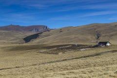 Mountain ranch Royalty Free Stock Photos
