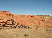 Mountain Rancher Royalty Free Stock Images